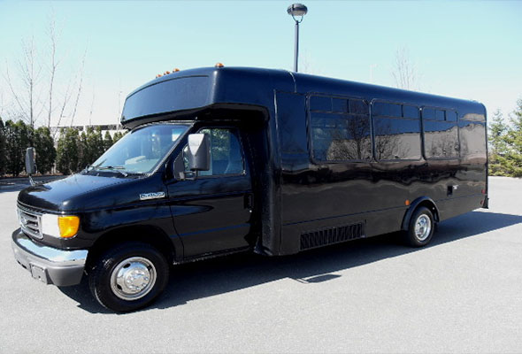 18 Passenger Party Buses Dallas