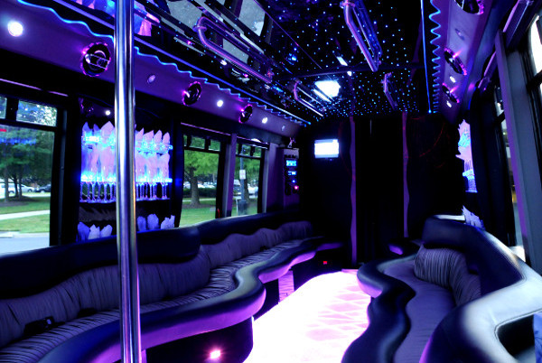 22 Seater Party Bus DallasTX