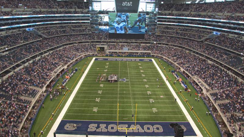 Party Bus Service Dallas Cowboys Stadium